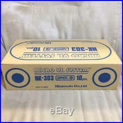 10Set DONKEY KONG HOCKEY HK-303 GAME WATCH MICRO VS SYSTEM Nintendo Console 1984