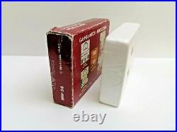 1983 Nintendo Game & Watch MARIO BROS MW-56 + BOX, STYRO & MANUAL & PAPERWORK