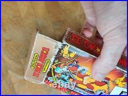 1983 Rare POCKETSIZE NINTENDO Game and Watch Donkey Kong 2 JR-55