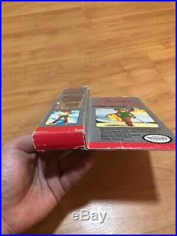 1989 Nelsonic Nintendo The Legend Of Zelda Game Watch