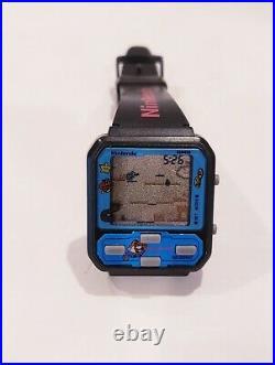 1989 Nintendo Super Mario Bros Game Watch