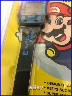 1991 Nintendo Super Mario Bros 3 Brand New And Sealed