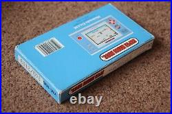 Boxed Nintendo Game And Watch Super Mario Bros Ym-105 1988 Very Good Condition