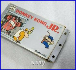 Boxed! Nintendo Game&Watch Donkey Kong Jr. Handheld Electronic DJ-101 Game&Watch