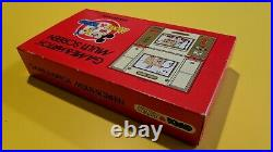 Brand New NOS Nintendo Mickey Mouse Multi Screen Game & Watch