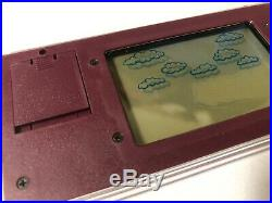 CLIMBER Crystal Screen Nintendo game & watch Micro Games USA Nintendo Vintage