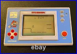 Collectors item Original Nintendo Game & Watch Super Mario Bros 1988