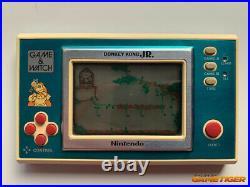 DONKEY KONG JR Nintendo Game & Watch Wide Screen C. I. B JAPAN