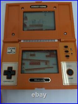 Donkey Kong (DK-52) Multi Screen Nintendo Game & Watch in Good Working Condition