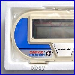 Donkey Kong Hockey HK-303 Micro VS. System / Game and Watch 1984 Nintendo