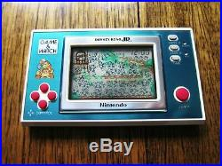 Donkey Kong Jr (DJ-101) Nintendo Game & Watch in Excellent Condition
