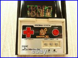 Donkey Kong Jr. Panorama Game & Watch Game&watch And Donky Jr Junior