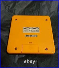 Famicom Grand Prix Race Prize Nintendo Game & Watch Super Mario Brothers Rare