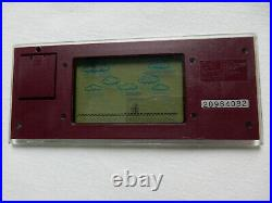 GAME & WATCH Climber Crystal Screen Nintendo very good condition