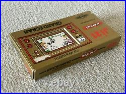 GAME & WATCH / G&W / MICKEY MOUSE version J. I21 / COMPLET EN BOITE