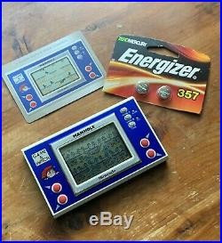 Game And Watch Manhole Nintendo NH-103 TESTED /WORKS
