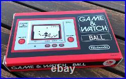 Game & Watch Ball Club nintendo New