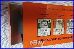 Game Watch Donkey Kong Nintendo DK-52