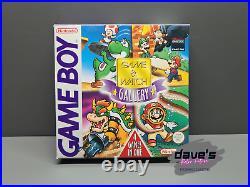 Game & Watch Gallery 4 Games In One Gameboy Nintendo Pal Eur Ovp Cib Boxed
