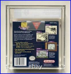 Game & Watch Gallery Nintendo Game Boy VGA 80+ NM H-SEAM Factory Sealed New Rare