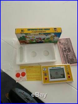 Game & Watch Mario The Juggler