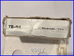 Game & Watch Nintendo Mario's Bombs Away Panorama Screen dans sa boîte