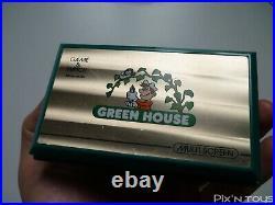 Game & Watch Nintendo Multi Screen GH-54 / Green House