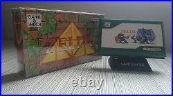 Game Watch Nintendo Zelda Zl-65