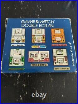 Game Watch Rain Shower Ji21 Nintendo j. I21
