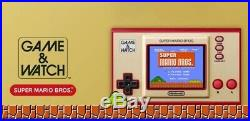 Game & Watch Super Mario Bros Nintendo 35th Anniversary PRE-ORDER SHIP NOV