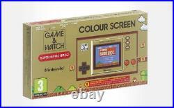 Game & Watch Super Mario Bros System Nintendo