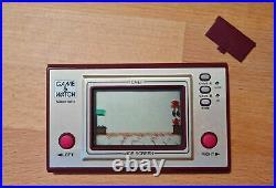 Game & Watch, TricOTronic, Nintendo, CHEF (Koch), Handheld LCD Game, RETRO, 80er