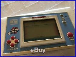 Game & Watch YM-105 Super Mario Bros Nintendo