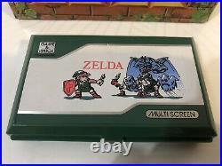 Game watch nintendo Zelda