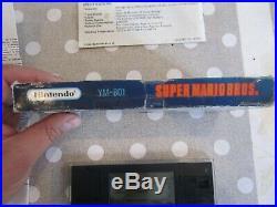 Game watch nintendo crystal screen Super Mario Bros YM-801 YM 801 YM801