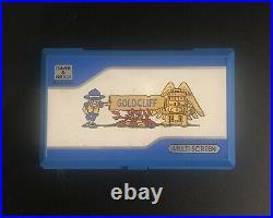Gold Cliff Nintendo Multi Screen Game & Watch Consola 1988 Funcional