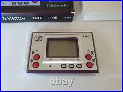 Judge Purple Game And Watch Nintendo Jeu Électronique