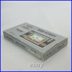 LCD TURTLE BRIDGE Game Watch TL-28 Boxed Tested Nintendo 1001