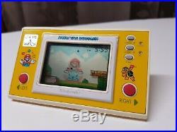 Mario The Juggler Nintendo Game And Watch 1991