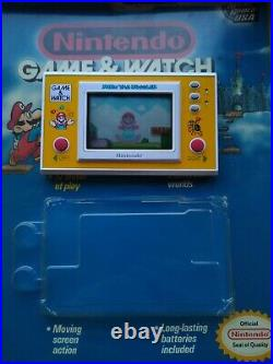 Mario The Juggler Ultra Rare Nintendo Game And Watch Mint Condition Handheld