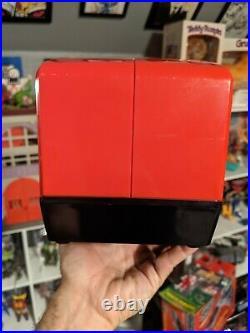 Mario's Cement Factory Tabletop Game & Watch Mini Arcade Nintendo 1983 WORKS