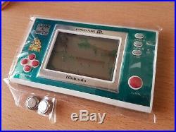 NINTENDO DONKEY KONG JR Game & Watch Japan videogioco handheld lcd retro vintage