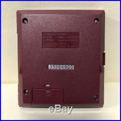 NINTENDO GAME & WATCH MARIO BROS. GAME AND WATCH Retro Game device Used Tested