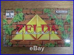 NINTENDO GAME & WATCH ZELDA Box, instructions, beautiful