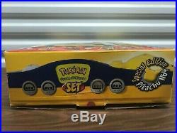 New Nintendo 64 N64 Pikachu Pokemon Game Console Complete In Box CIB Watch #18