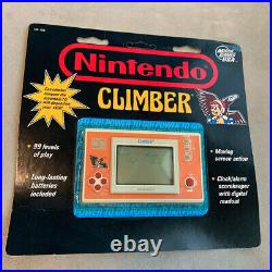 Nintendo Climber Game Watch Wide Screen English Version DR-106 New