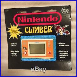 Nintendo Climber Game Watch not opened Overseas English Rare EMS F/s
