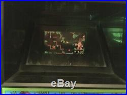 Nintendo Donkey Kong Jr Vintage Coleco Electronic TableTop Game & Watch