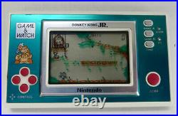Nintendo GAME & WATCH DONKEY KONG JR console Vantage Rare Game in 1980 Japan