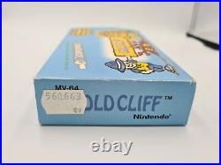 Nintendo GAME&WATCH Pocket Size Goldcliff OVP